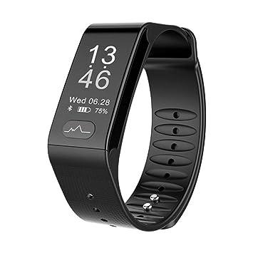 HOYHPK Nuevo Smartwatch ECG + PPG Pulsera De Monitoreo De La ...