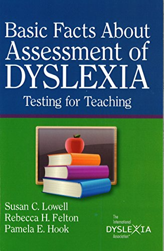 Basic Facts About Assess.Of Dyslexia