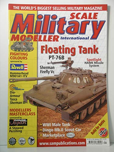 Scale Military Modeller International Magazine Vol. 40 Issue #466 January 2010 ()