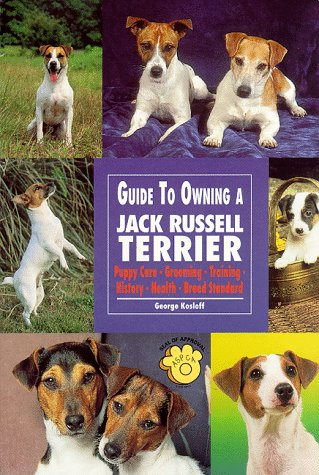 Guide To Owning A Jack Russel Terrier  Puppy Care Grooming Training History Health Breed Standard  Re Dog Series