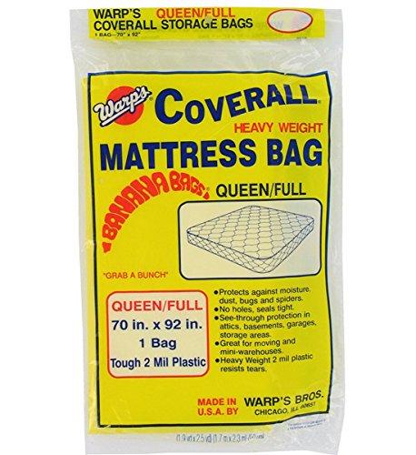 MD Group Mattress Storage Bag, 8'' x 90'' x 2 lbs