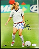 Heather Mitts USA USWNT Soccer Autographed/Signed 8x10 Photo JSA P31961