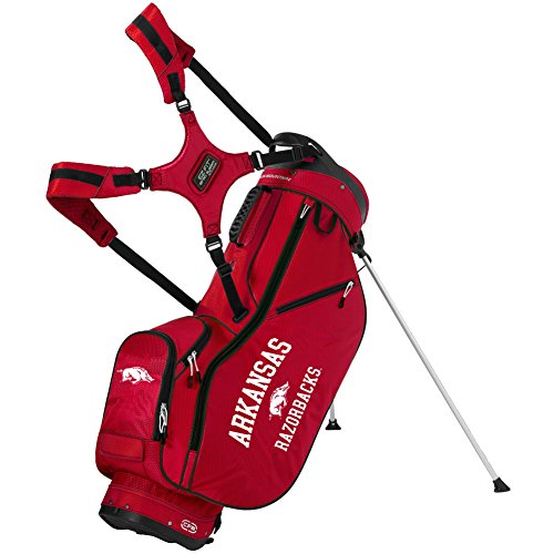 Sun Mountain 2015 Collegiate Licensed Three 5 Men's Golf Carry Bag (Arkansas) ()