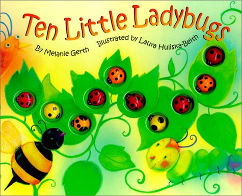 Ten Little Ladybugs]()