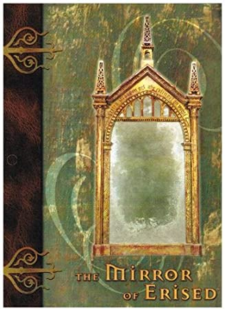 Harry Potter Mirror Of Erised Portfolio Folder With Bookmark And