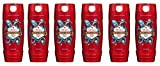 Old Spice Body Wash Old Spice Wild Collection Body Wash, Krakengard, 16 Fluid Ounce (Pack of 6)