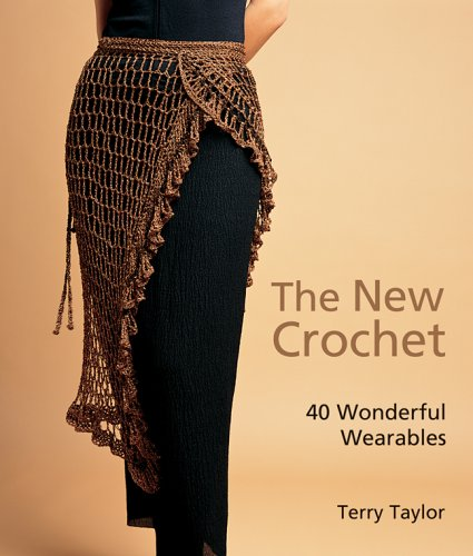 Download The New Crochet: 40 Wonderful Wearables pdf