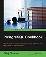 PostgreSQL Cookbook Front Cover
