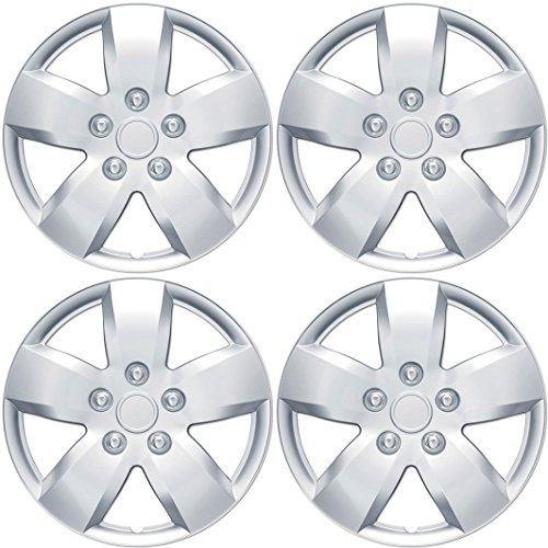 BDK Nissan Altima Hubcaps Wheel Cover, 16