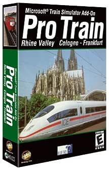 Amazon.com: Pro Train: Microsoft Train Simulator Add On