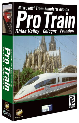 Pro Train: Microsoft Train Simulator Add On - PC
