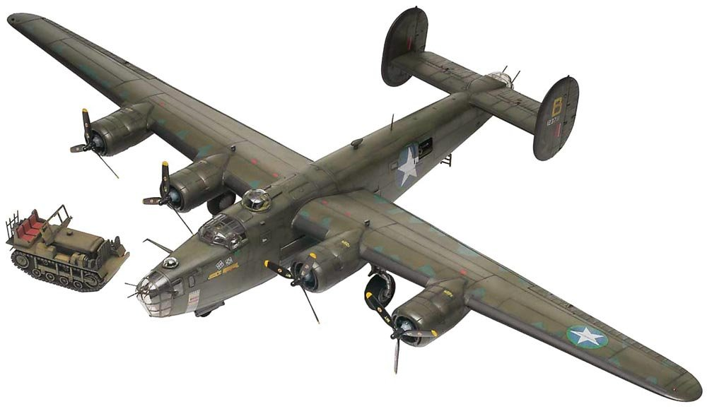 Revell B-24D Liberator Review