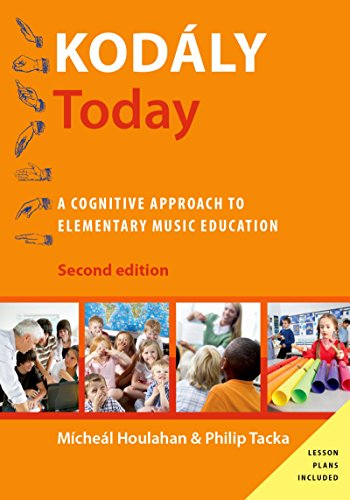 Download Kodaly Today: A Cognitive Approach to Elementary Music Education (Kodaly Today Handbook Series) Pdf