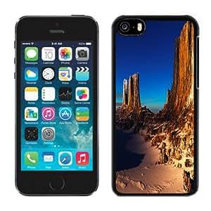 NEW Fashion Custom Designed Cover Case For iPhone 6 Plus 5.5 Inch Canyon Dusk Black Phone Case