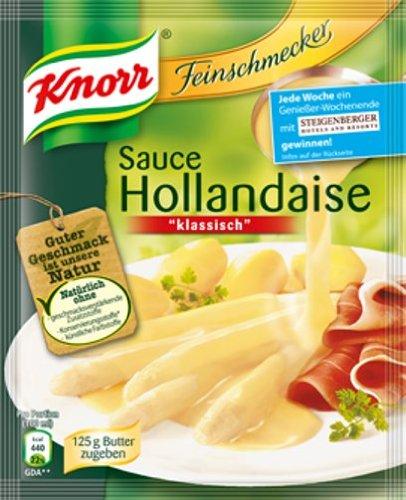 Knorr Feischmecker Classic Sauce Hollandaise Mix (3 Pc.)