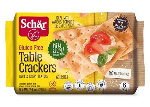 The 8 best gluten free crackers