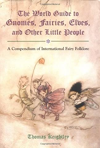 The World Guide to Gnomes, Fairies, Elves & Other Little People - South Park Gnomes