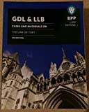 img - for GDL & LLB: Cases and materials on the law of tort book / textbook / text book