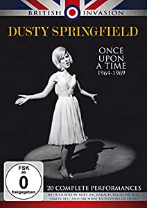 Dusty Springfield - Once Upon A Time: 1964-1969 [Alemania] [DVD]