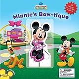 Minnie's Bowtique, Disney Book Group Staff, 1423128435
