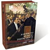 A guide to musical instruments (Vol II) 1800 - 1950