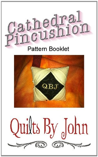 cathedral window quilt book - 7