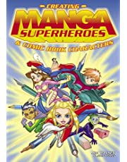 Creating Manga Superheroes