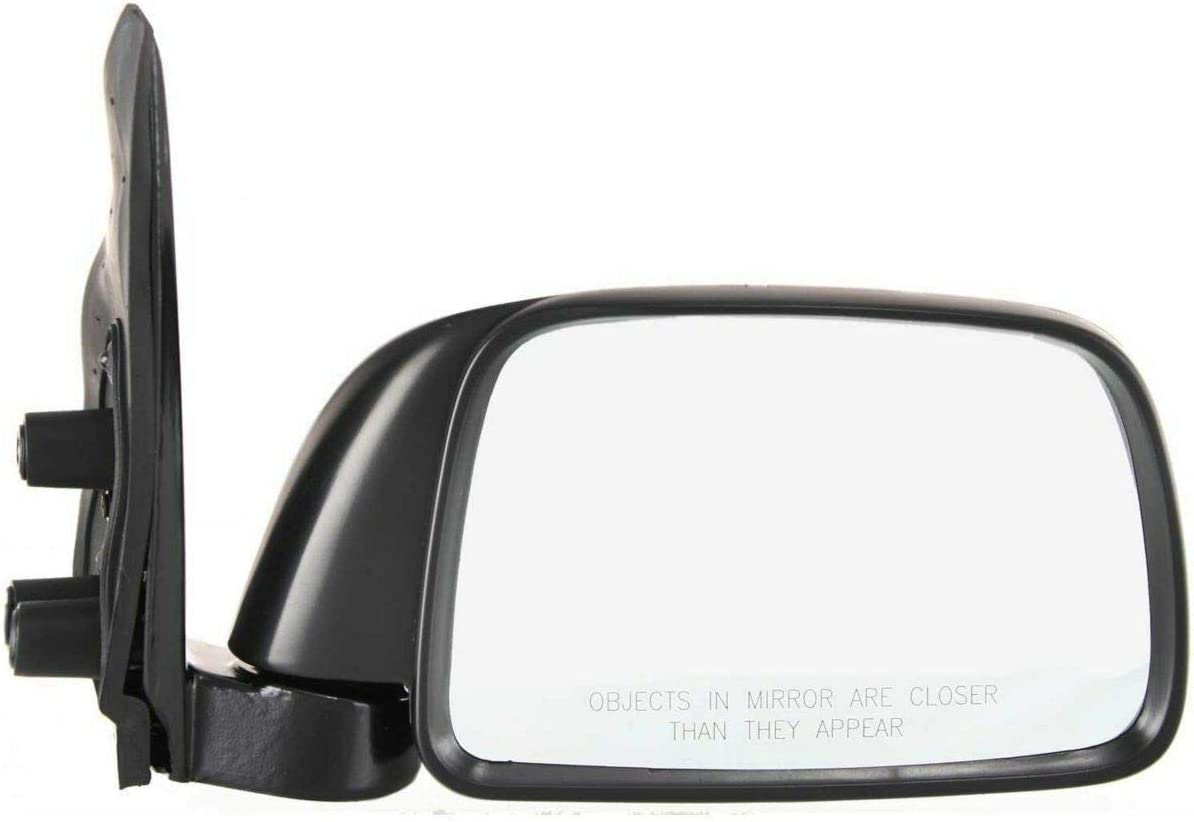 for 2005 2011 Toyota Tacoma RH Passenger Side Right Mirror Manual Textured