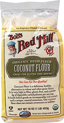 Bobs Red Mill Coconut Flour (Bob's Red Mill Organic Coconut Flour, 16)