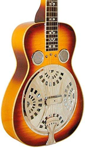 - Gold Tone Beard Signature Series Deluxe Resonator Guitar Square Neck