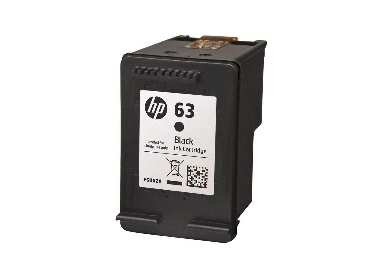 HP 63 Ink Combo Cartridges L0R46AN HP 63 Black & HP 63 Tri-Color HP Ink Cartridges (F6U62AN,F6U61AN) for HP HP OfficeJet 5258 All-in-One Printer Printer by Parts Map (Image #2)