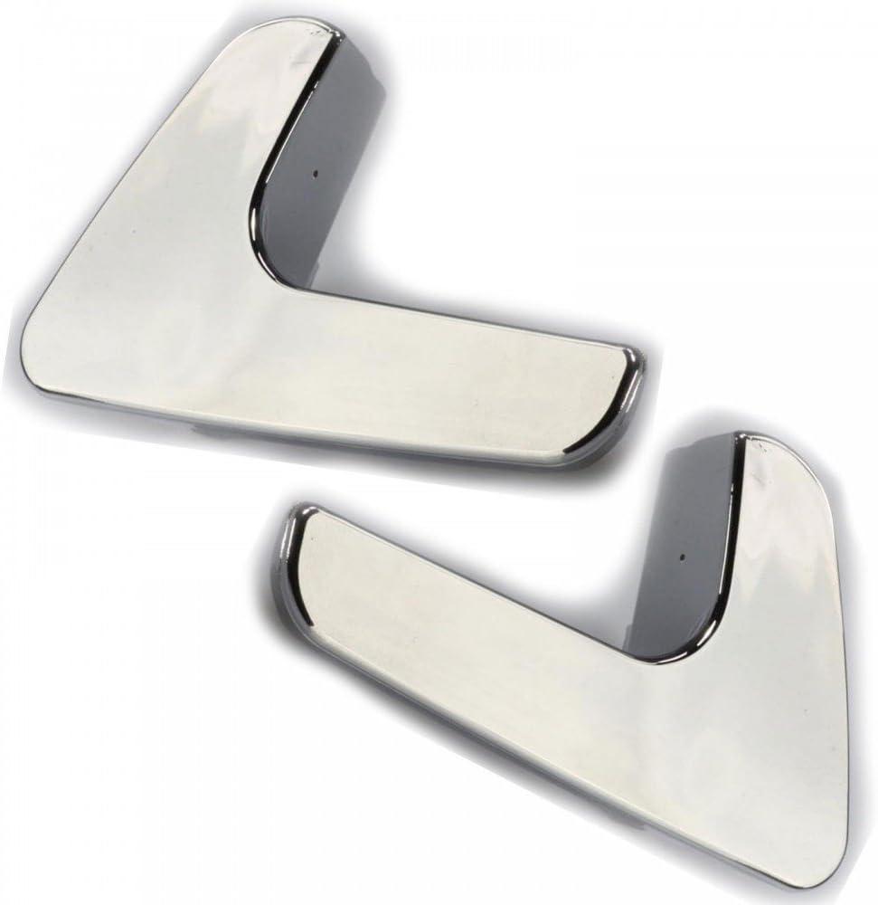 2 x Poignée Adaptable pour Porte Avant Gauche et Droite SEAT IBIZA y CORDOBA De 1998 a 2003