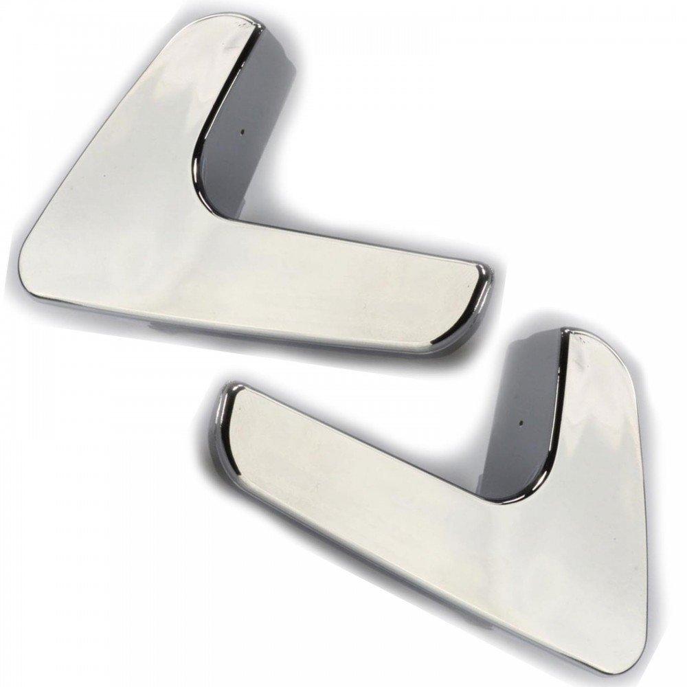 2 manillas de puerta delantera izquierda y derecha para Seat Ibiza y Córdoba de 1998 a 2003.: Amazon.es: Coche y moto
