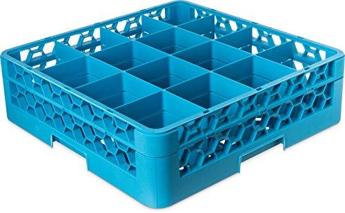 Carlisle (RG16-114) 16 Compartment Full Size OptiClean Glass Rack