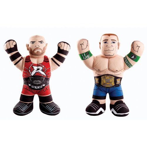 John Cena Brawlin Buddies - 5