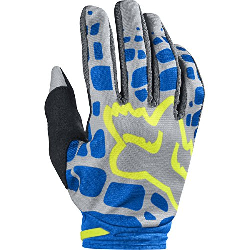 Motorcycle Gloves Dirtpaw (Fox Racing Dirtpaw Women's MotoX Motorcycle Gloves - Grey/Blue / X-Large)