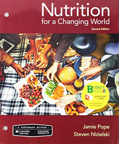 Loose-leaf Version for Scientific American Nutrition for a Changing World 2e & LaunchPad for Scientific American Nutrition for a Changing World (Twelve-Months Access)