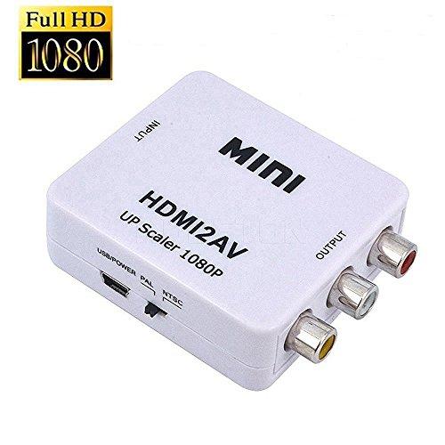 NEW 2016 ONSEMI 1080p HDMI To AV 3RCA CVBS Composite Vide...