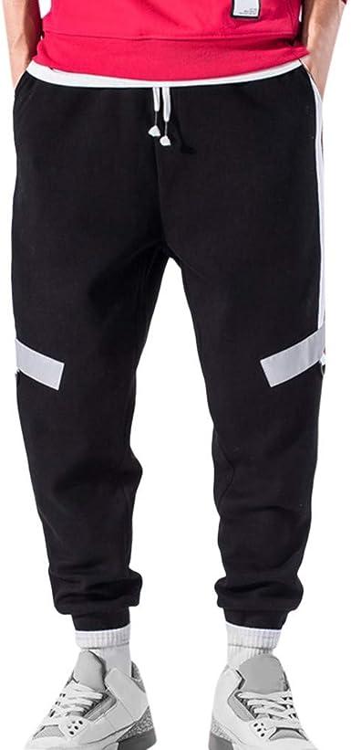 Sylar Pantalones Deportivos Hombre Pantalones Largos Hombre Tallas ...