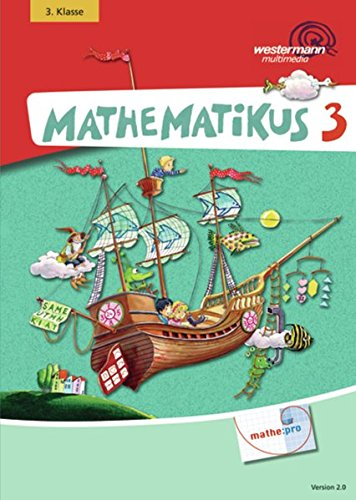 Mathematikus Lernsoftware: Mathematikus Ausgabe 2007: Lernsoftware 3