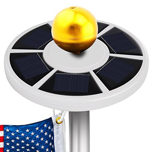 Patriot Lighting Solar Flag Light - 2