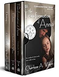 Cornerstone Deep Series Boxset: A sensual fantasy romance series. Includes The Transformation of Anna, Echoes, and Destiny