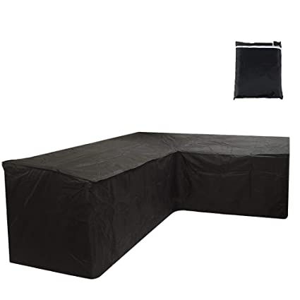 Amazon.com: Funda de sofá seccional en forma de V de ...