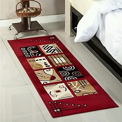 Jai Durga Home Furnishing Bedside Runner - (20 x 60 inch)