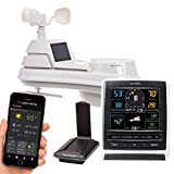 AcuRite 01058RM Color Weather Station Display & 5-in-1 Weather Environment System with My AcuRite Remote Monitoring App