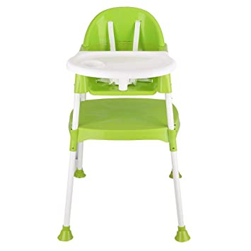 Merveilleux DOTASI 3 In 1 Baby High Chair Convertible Table Seat Booster Toddler  Feeding Highchair