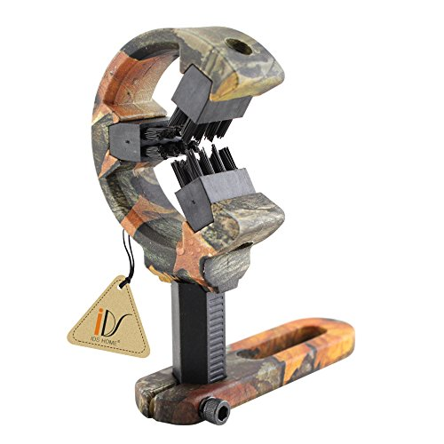 IDS Home Camouflage Bow Brush Capture Arrow Rest Right and Left Hand Accessories