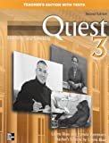 Quest Level 3 Listening and Speaking Teacher's Edition, Blass and Laurie Blass, 0073267112