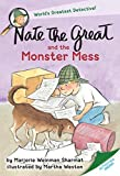 img - for Nate the Great and the Monster Mess book / textbook / text book