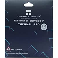 Thermalright Thermal Pad 12.8 W/mK, 120x120x1mm, Non Conductive Heat Resistance High Temperature Resistance, Silicone…